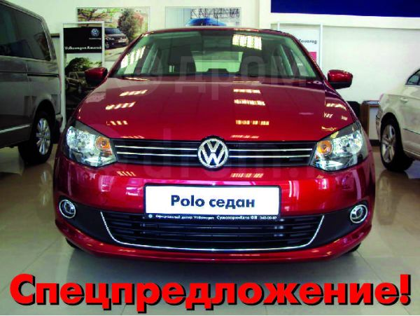 Volkswagen Polo, 2012 год, 590 000 руб.