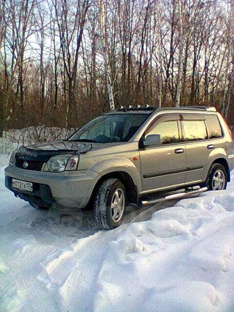 Nissan X-Trail, 2002 год, 500 000 руб.