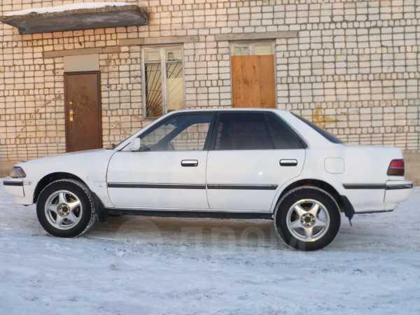 Toyota Corona, 1989 год, 123 000 руб.