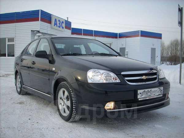 Chevrolet Lacetti, 2009 год, 380 000 руб.