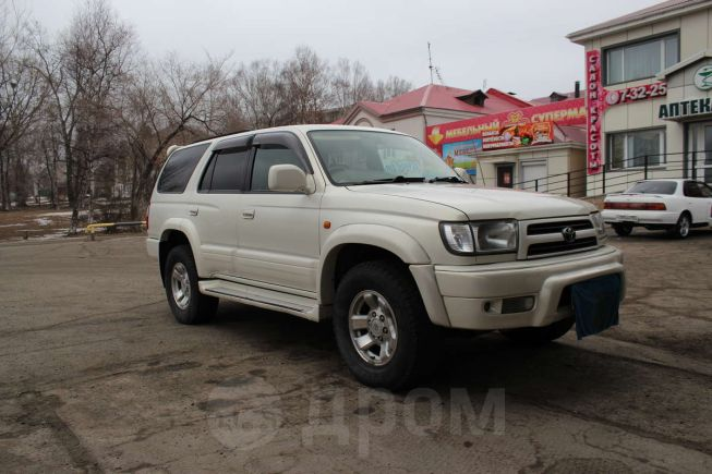 Toyota Hilux Surf, 2000 год, 645 000 руб.