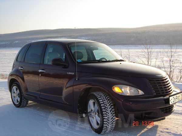 Chrysler PT Cruiser, 2005 год, 450 000 руб.