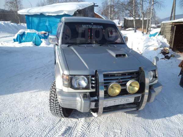 Mitsubishi Pajero, 1996 год, 240 000 руб.