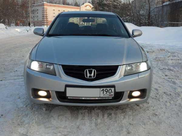 Honda Accord, 2004 год, 489 000 руб.