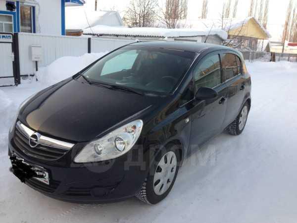 Opel Corsa, 2008 год, 380 000 руб.
