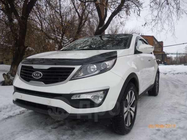 Kia Sportage, 2012 год, 1 200 000 руб.