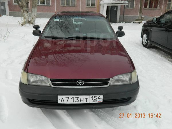 Toyota Carina E, 1994 год, 190 000 руб.