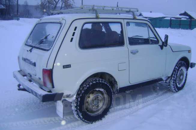 Лада 4x4 2121 Нива, 1997 год, 135 000 руб.