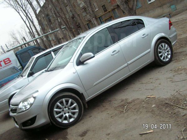 Opel Astra, 2008 год, 450 000 руб.