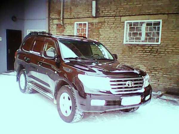 Toyota Land Cruiser, 2010 год, 2 200 000 руб.
