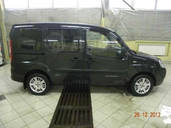 Fiat Doblo, 2012 год, 525 000 руб.