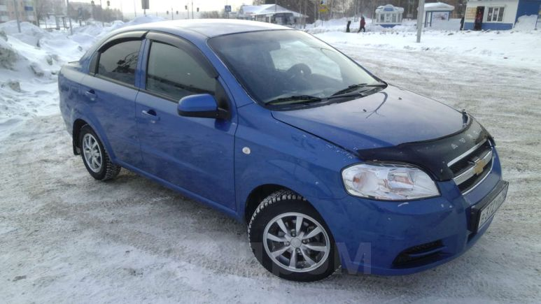 Chevrolet Aveo, 2010 год, 410 000 руб.