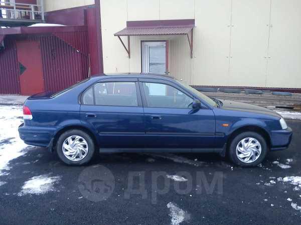 Honda Integra, 1997 год, 170 000 руб.