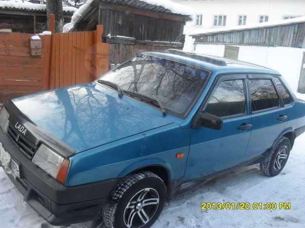 Лада 21099, 1999 год, 150 000 руб.