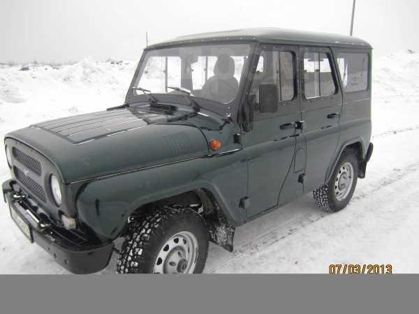 УАЗ Хантер, 2011 год, 435 000 руб.