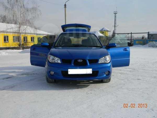Subaru Impreza, 2007 год, 365 000 руб.