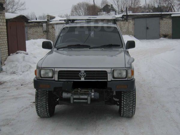 Toyota Hilux Pick Up, 1992 год, 480 000 руб.