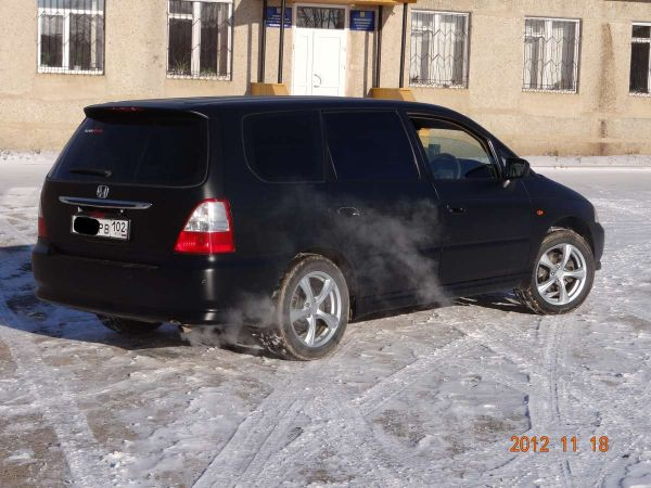 Honda Odyssey, 2002 год, 320 000 руб.