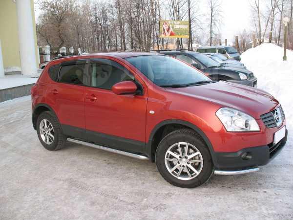 Nissan Qashqai, 2008 год, 640 000 руб.
