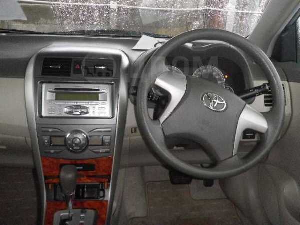 Toyota Corolla Axio, 2008 год, 414 000 руб.