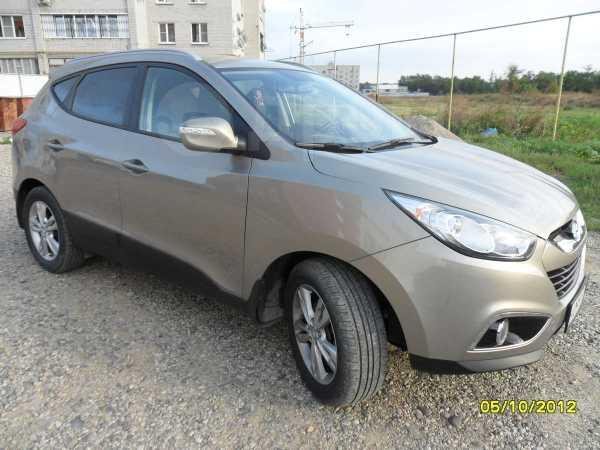 Hyundai ix35, 2010 год, 890 000 руб.