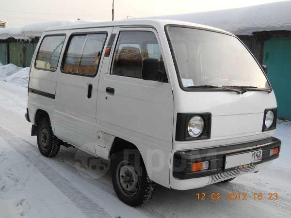 Suzuki Carry Van, 1987 год, 90 000 руб.
