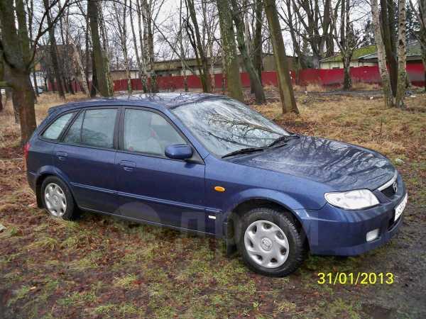 Mazda 323F, 2003 год, 269 000 руб.