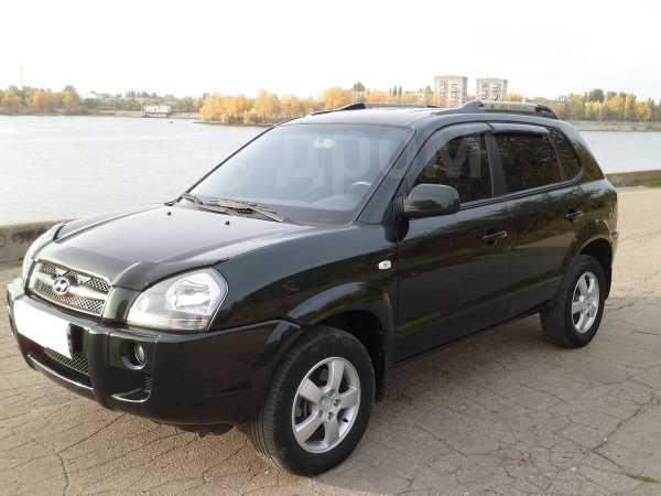 Hyundai Tucson, 2008 год, 640 000 руб.