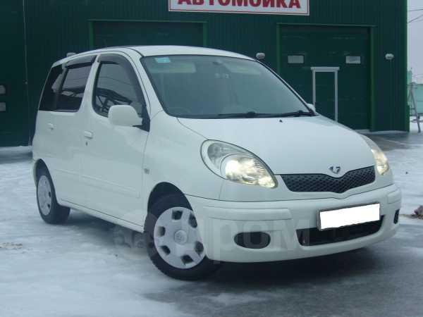 Toyota Funcargo, 2004 год, 330 000 руб.