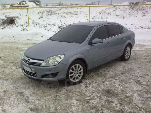 Opel Astra, 2008 год, 455 000 руб.