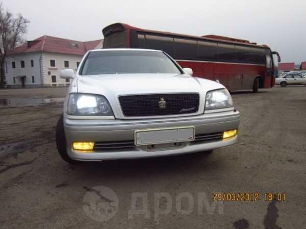 Toyota Crown, 2001 год, 465 000 руб.