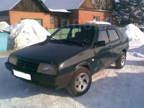 Лада 21099, 1996 год, 58 000 руб.