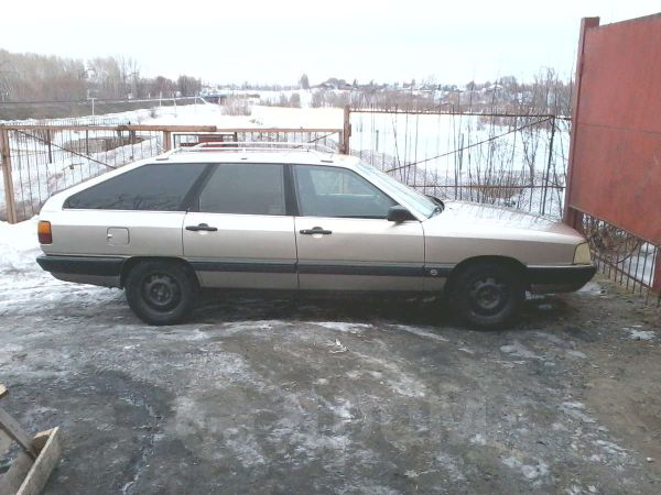 Audi 100, 1988 год, 65 000 руб.