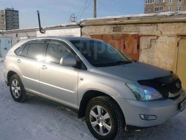 Toyota Harrier, 2003 год, 840 000 руб.