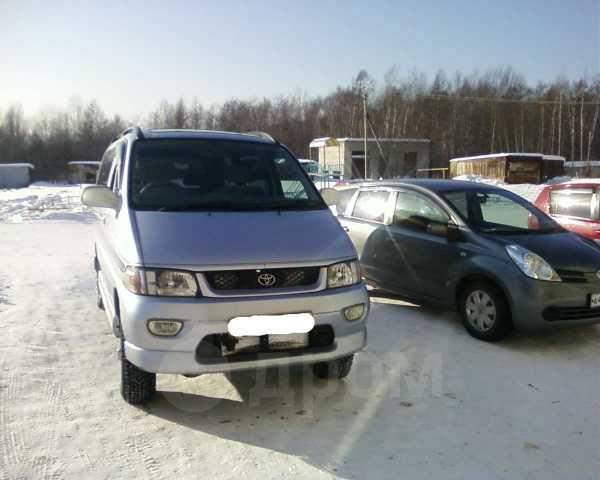 Toyota Hiace Regius, 1998 год, 485 000 руб.
