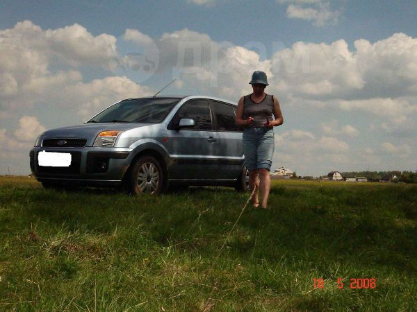 Ford Fusion, 2007 год, 390 000 руб.