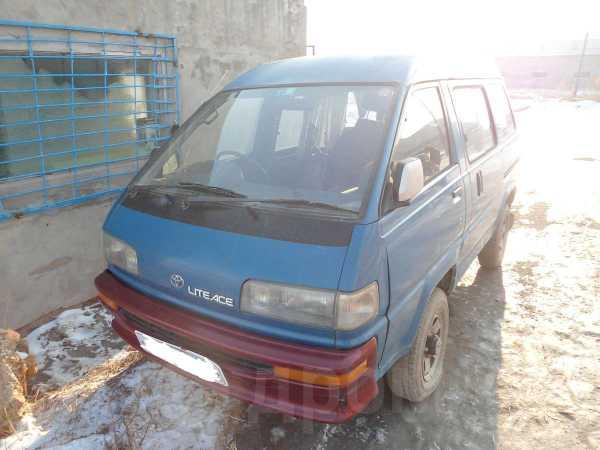 Toyota Lite Ace, 1989 год, 60 000 руб.