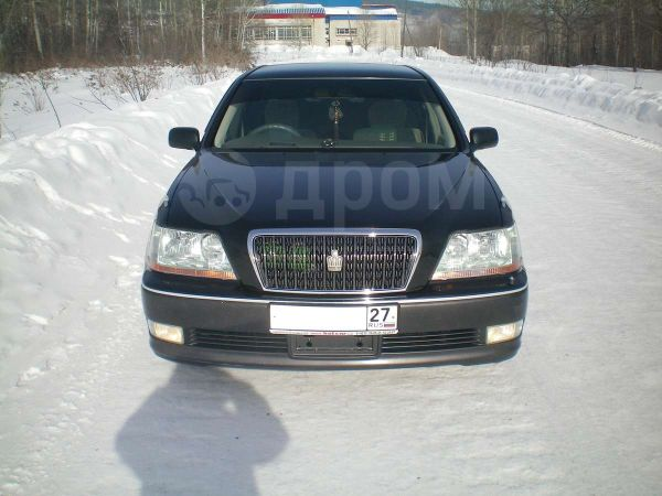 Toyota Crown Majesta, 2001 год, 420 000 руб.