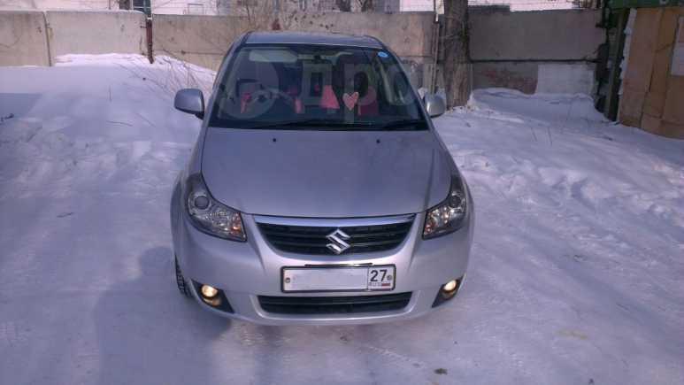 Suzuki SX4, 2007 год, 390 000 руб.