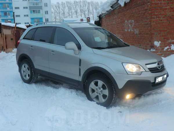 Opel Antara, 2007 год, 670 000 руб.