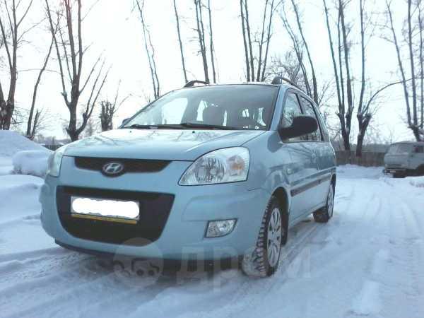 Hyundai Matrix, 2009 год, 425 000 руб.