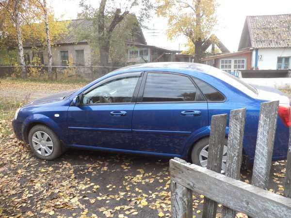 Chevrolet Lacetti, 2007 год, 335 000 руб.