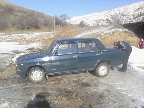 Лада 2107, 2004 год, 165 000 руб.