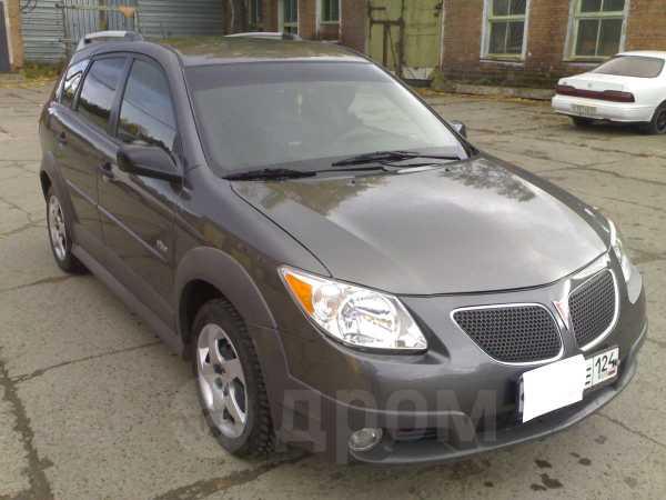 Pontiac Vibe, 2007 год, 585 000 руб.