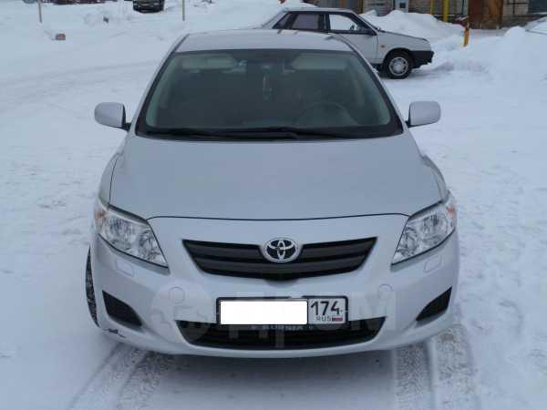 Toyota Corolla, 2008 год, 520 000 руб.