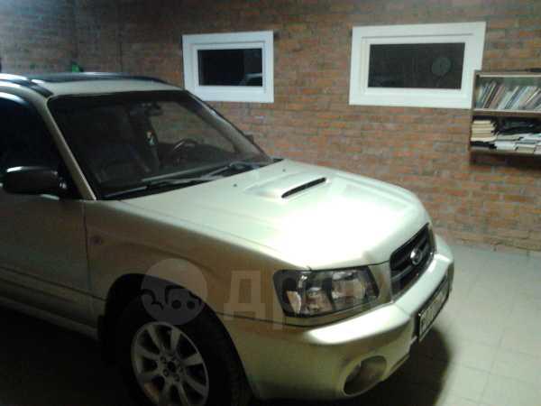 Subaru Forester, 2004 год, 600 000 руб.