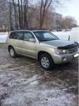 Toyota Highlander, 2001 год, 505 000 руб.