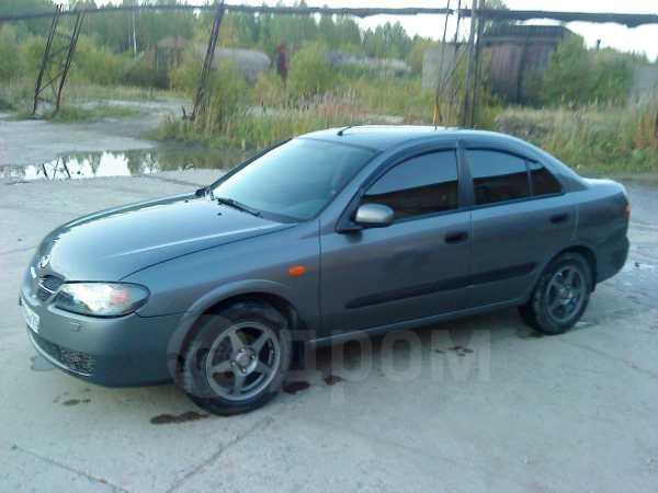 Nissan Almera, 2004 год, 300 000 руб.