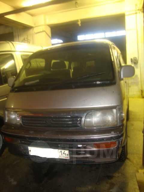 Toyota Hiace, 1996 год, 350 000 руб.
