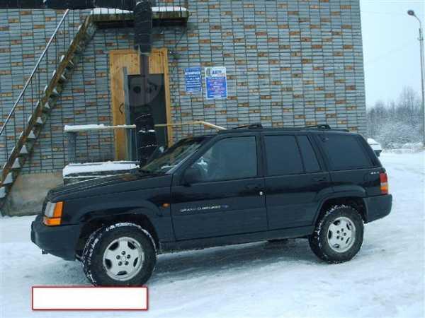 Jeep Grand Cherokee, 1998 год, 420 000 руб.